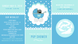 You're Invited to a Pup Shower!
