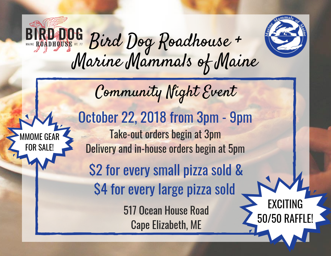 Bird Dog Roadhouse Pizza Fundraiser @ Bird Dog Roadhouse